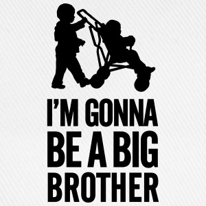I'm gonna be a big brother baby car Tee shirts - Casquette classique