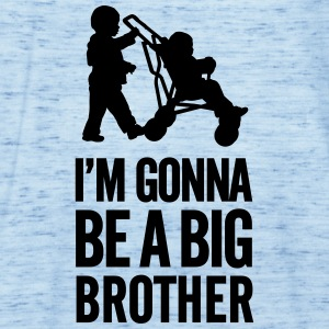 I'm gonna be a big brother baby car T-Shirts - Frauen Tank Top von Bella