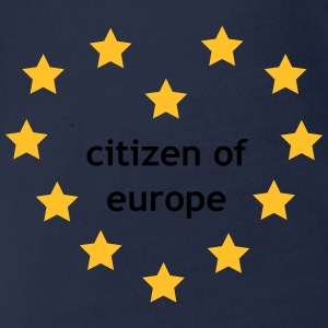 Citizen of Europe Hoodies - Organic Short-sleeved Baby Bodysuit