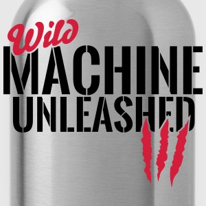 Wild machine ontketend T-shirts - Drinkfles