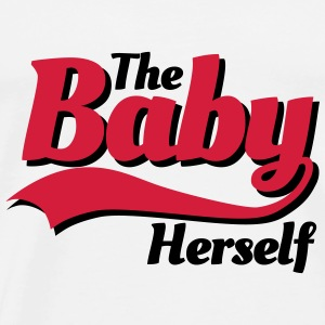 The baby herself Baby body - Mannen Premium T-shirt