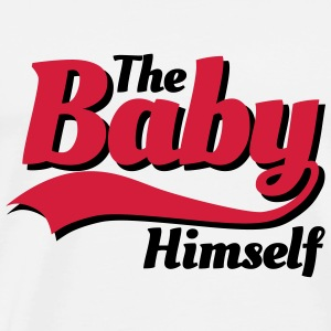 The baby himself Baby body - Mannen Premium T-shirt