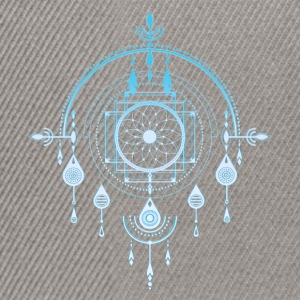 Dream Catcher, Attrape-rêves, indien, plume Tee shirts - Casquette snapback