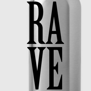 RAVE T-Shirts - Trinkflasche
