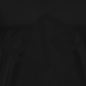 Black Rave Jumpers  - Men's Premium T-Shirt