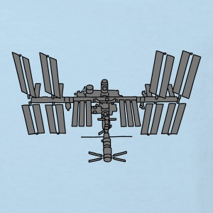 Space station ISS 2 Baby Bodysuits - Kids' Organic T-shirt