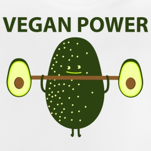 Vegan Power Shirts - Baby T-Shirt