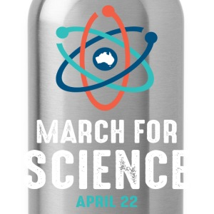 March for science T-Shirts - Water Bottle