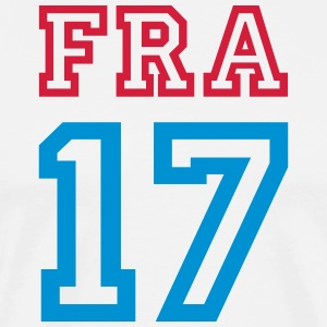 FRANCE 2017  Aprons - Men's Premium T-Shirt