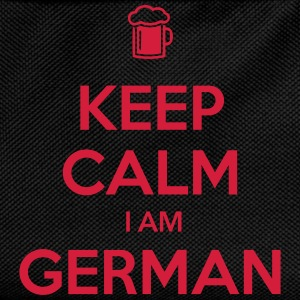 KEEP CALM I AM GERMAN - Kinder Rucksack