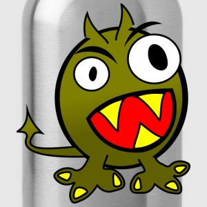 Monster T-Shirts - Trinkflasche