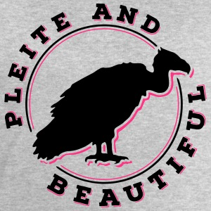 Pleite and Beautiful 2C T-Shirts - Männer Sweatshirt von Stanley & Stella