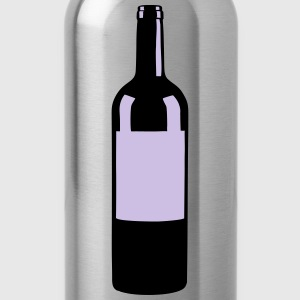 Wine Bottle Magliette - Borraccia