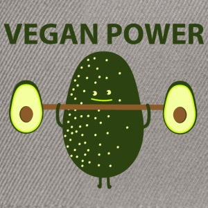 Vegan Power T-Shirts - Snapback Cap