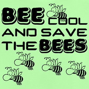 Bee cool & save the Bees - Baby T-Shirt