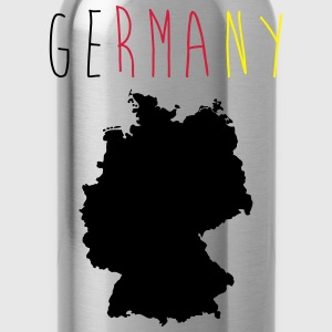 germany Tee shirts - Gourde