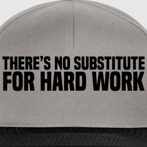 Hard Work Shirts - Snapback Cap
