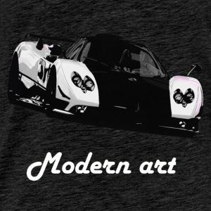 Sweat-Shirt Modern Art - T-shirt Premium Homme