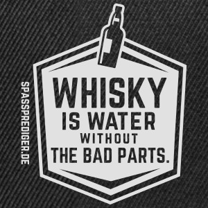 Whisky is water T-shirts - Snapbackkeps