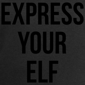 Express your elf T-Shirts - Men's Sweatshirt by Stanley & Stella