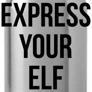Express your elf T-Shirts - Water Bottle