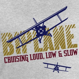 Biplane - Cruising Loud, Low & Slow - Men's Sweatshirt by Stanley & Stella