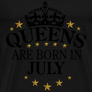 Queens July Pullover & Hoodies - Männer Premium T-Shirt