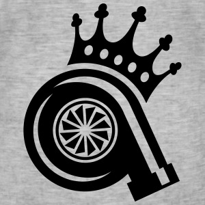 BOOST KING Hoodies & Sweatshirts - Men's Vintage T-Shirt
