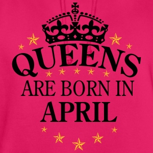 Queens April - Unisex Hoodie