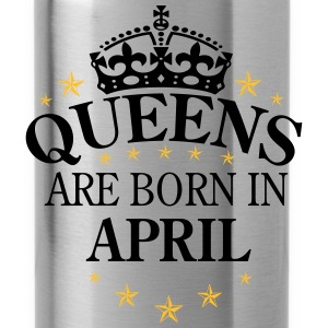 Queens April - Water Bottle