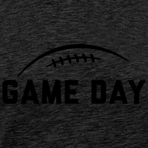 GAME DAY FOOTBALL Tops - Men's Premium T-Shirt