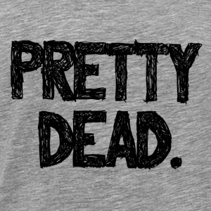 pretty dead-black Tops - Männer Premium T-Shirt
