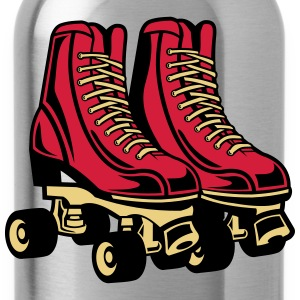 Roller Skate T-Shirts - Trinkflasche