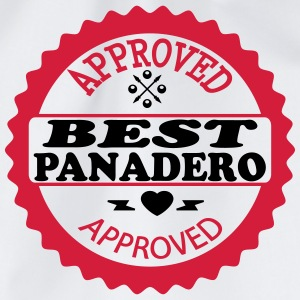 Approved best panadero Camisetas - Mochila saco