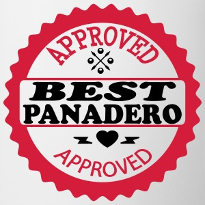 Approved best panadero Camisetas - Taza