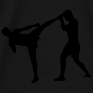 Kickboxing, Martial Arts Sweat-shirts - T-shirt Premium Homme