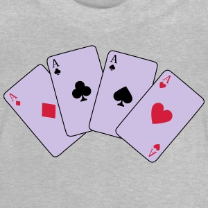 Card Game, Poker, Ace T-shirts - Baby-T-shirt