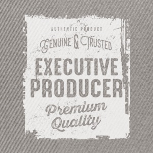 Executive Producer - Snapback Cap
