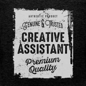 Creative Assistant - Men's Premium Tank Top