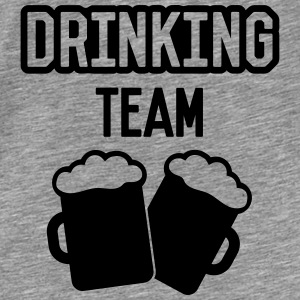 Beer drinking team - Männer Premium T-Shirt