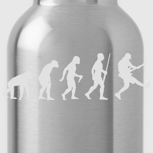 Bass Gitarrist Evolution - Trinkflasche
