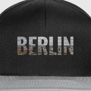 City Skyline Berlin T-Shirts - Snapback Cap