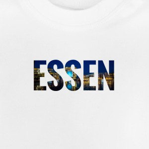 City Skyline Essen Langarmshirts - Baby T-Shirt