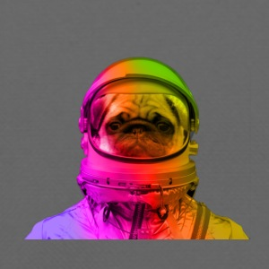 Pug Astronaut - Shoulder Bag