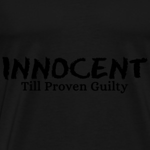innocent Sweaters - Mannen Premium T-shirt