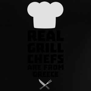 Real Grill Chefs are from Greece S75zj Shirts - Baby T-Shirt