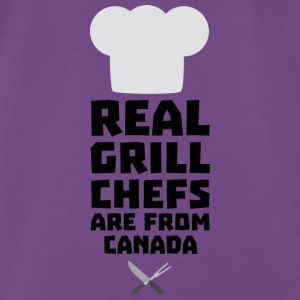 Real Grill Chefs are from Canada S0t73 Tops - Men's Premium T-Shirt