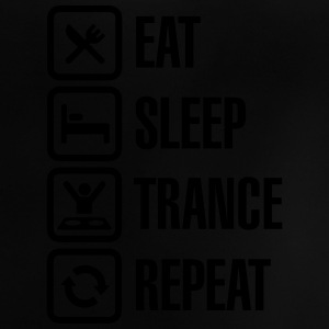 Eat Sleep Trance Repeat Shirts - Baby T-Shirt