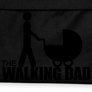 The walking dad,Daddy,gift,zombie  - Kids' Backpack