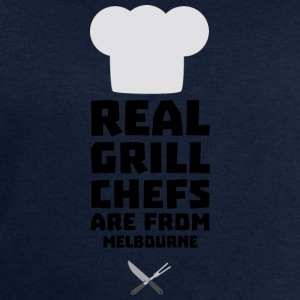 Real Grill Chefs are from Melbourne Swc41 T-Shirts - Men's Sweatshirt by Stanley & Stella